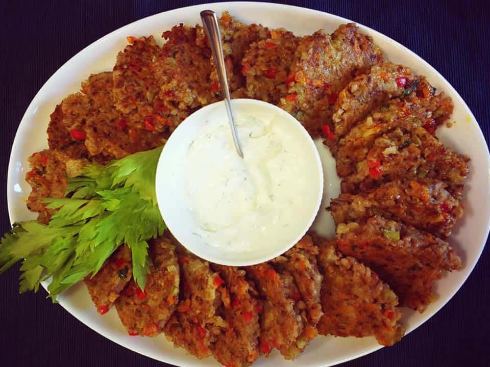 Grikių blyneliai su morkom receptas sveika mityba sveiki pietūs