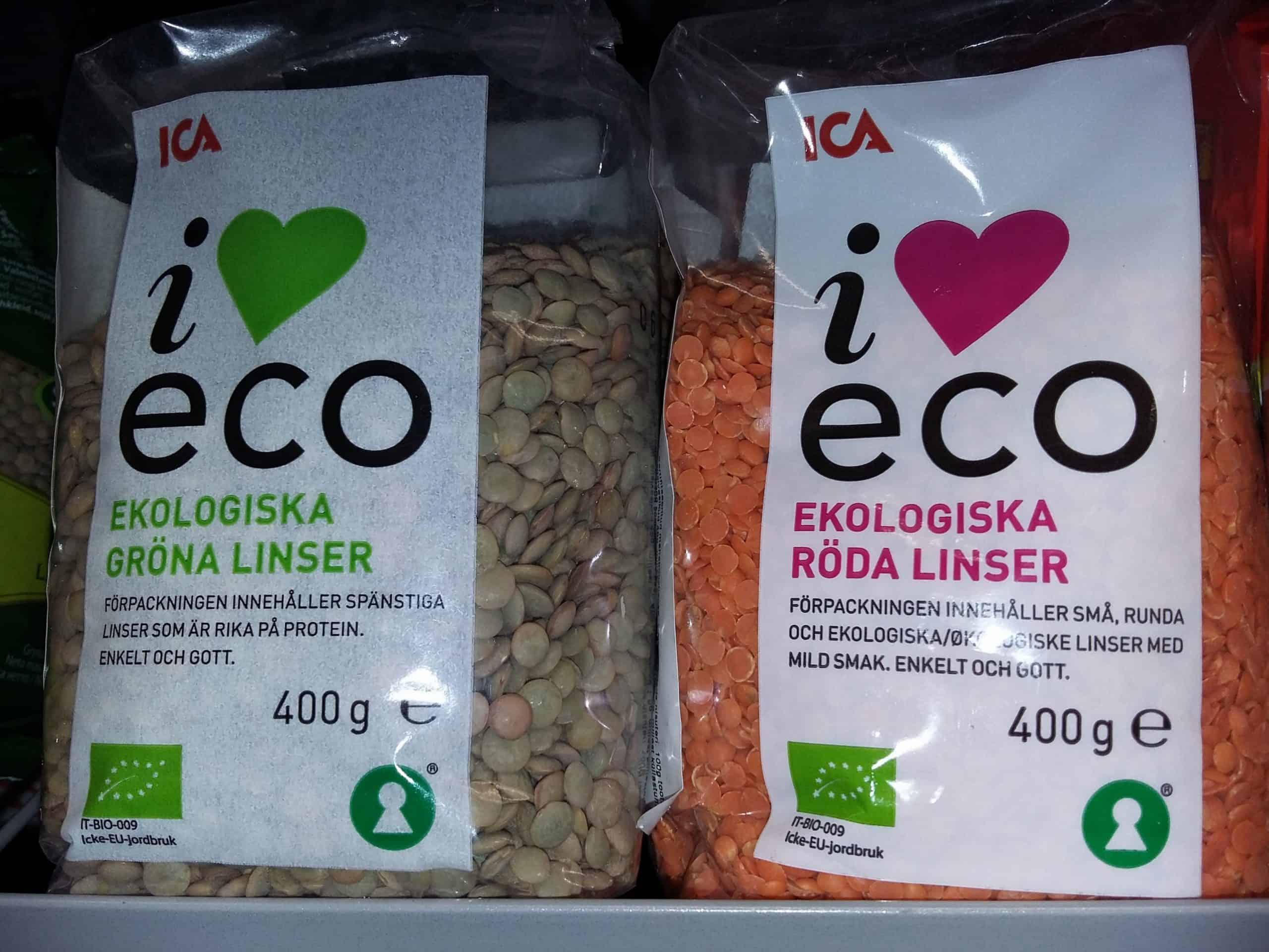 Kaip atpažinti ekologišką ir sveikatai palankų maisto produktą.