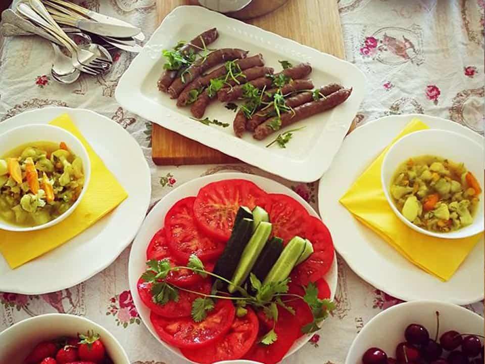 Troškinys receptas pietų vakarienės