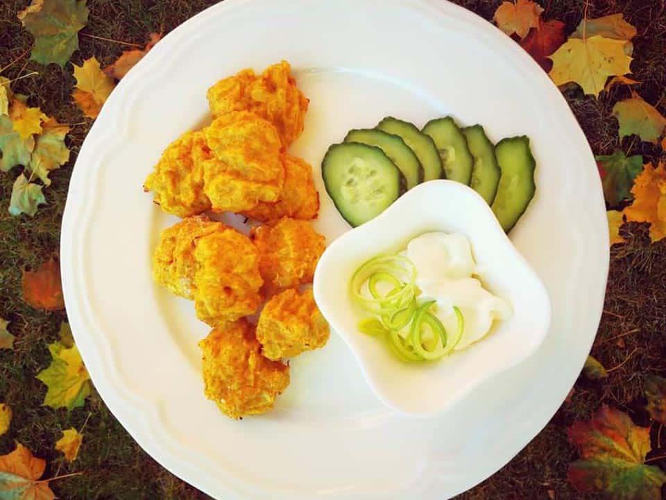 Moliūginiai bulvinukai sveika vakarienė receptai
