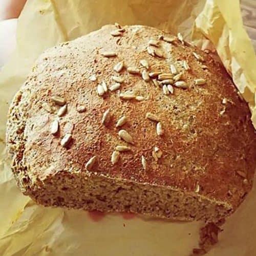 Naminė duona receptas sveikas