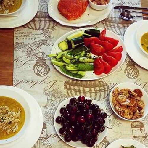 daržovių sriuba trinta receptas pietų