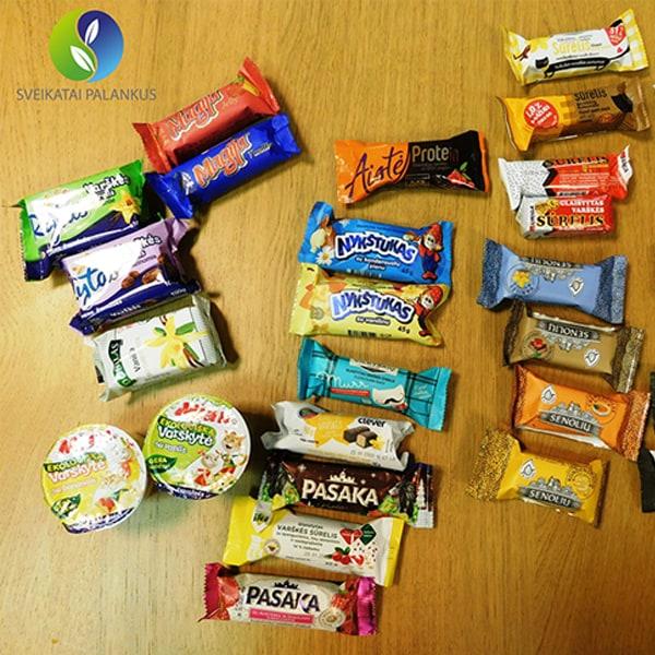 Varškės sūreliai analizė sveika mityba