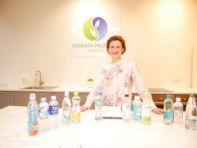 Sveikos mitybos iššūkis vanduo kaip pasirinkti vandenį