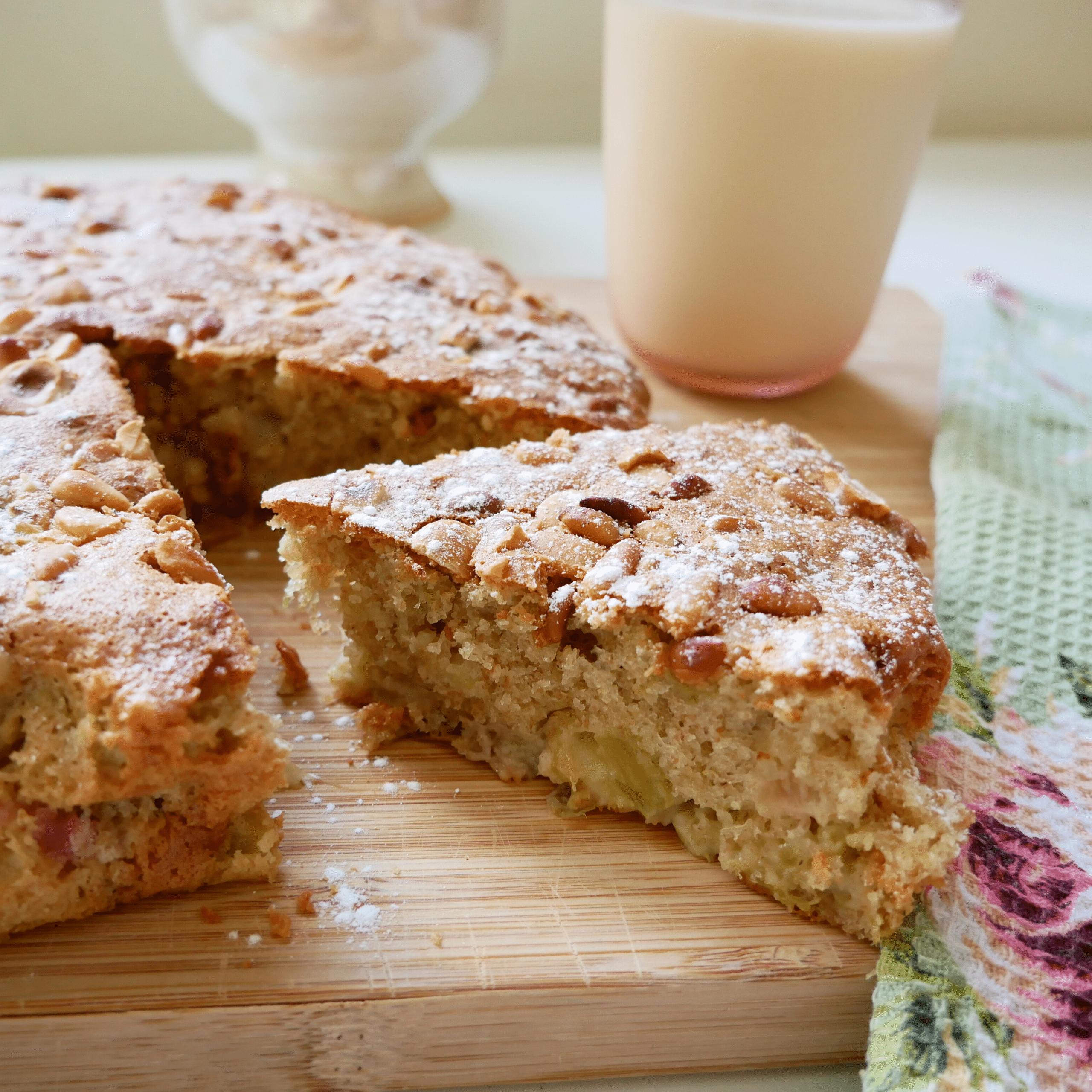 Rabarbarų pyragass receptas